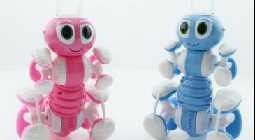 Робот - муравей на р/у