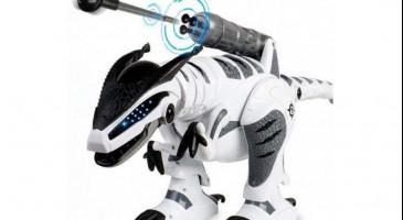 Игрушка хит робот динозавр