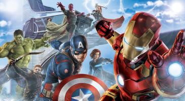 Дарим игрушки - Супергерои Марвел