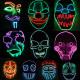 Неоновые маски - дарим