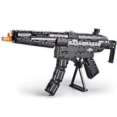 Конструктор CADA deTech пистолет-пулемет MP5 (617 деталей)