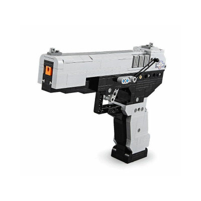 Конструктор CADA deTech пистолет MK 23 (397 деталей)