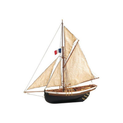 Сборная деревянная модель корабля Artesania Latina JOLIE BRISE, 1/50
