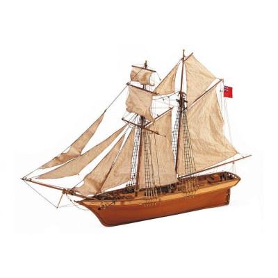 Сборная деревянная модель корабля Artesania Latina SCOTTISH MAID - CLASSIC COLLECTION, 1/50