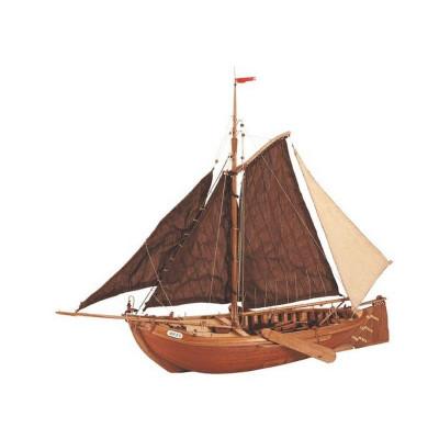 Сборная деревянная модель корабля Artesania Latina BOTTER, 1/35