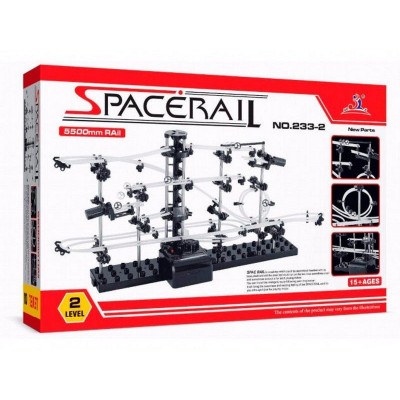 Конструктор динамический Spacerail 233-2, 5.5м (Level 2)