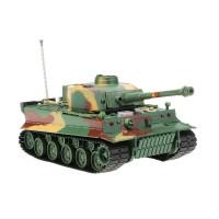 Р/У танк Heng Long 1/26 Tiger I ИК-версия, ИК пульт, акб, RTR