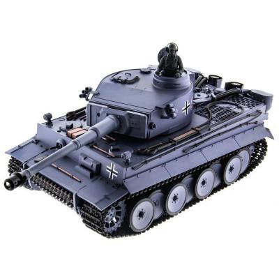 Радиоуправляемый танк Heng Long Tiger I Original V6.0 2.4G 1/16 RTR
