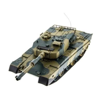 Р/У танк Heng Long 1/24 TYPE 90, стреляет шариками, RTR