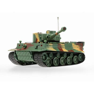 Р/У танк Heng Long 1/26 Tiger I ИК-версия, пульт MHz, RTR