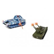 Р/У танковый бой Double Eagle Fighting Tanks (2 танка для совместной игры)