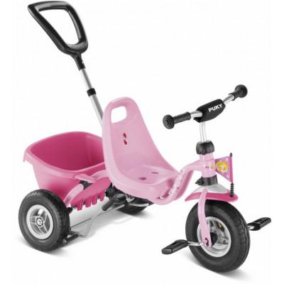 Трехколесный велосипед Puky CAT 1L 2379 Lillifee Принцесса Лиллифи 2+
