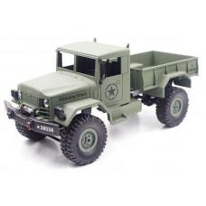 Р/У машина Heng Long военный грузовик (зеленый) 1/16+акб 2.4G RTR