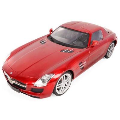 Р/У машина MZ Mercedes-Benz SLS AMG 2024 1/14 +акб