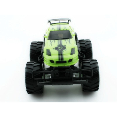 Toyota Celica Monster Truck 1/14 р/у внедорожник + свет + звук