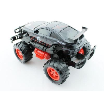 BMW 6 Monster Truck р/у внедорожник 1/14 + свет + звук