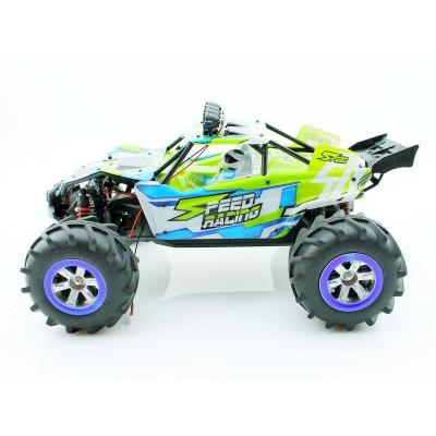 Р/У шорт-корс амфибия Feilun The Brave 4WD 2.4G 1/12 RTR