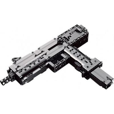 Конструктор Пистолет-пулемет узи Ingram Mac-10