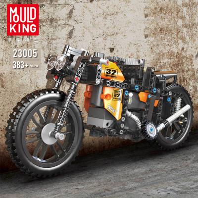 Конструктор Мотоцикл на Радио Управлении