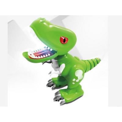 Р/У динозаврик Feilun, звук, свет, сенсор