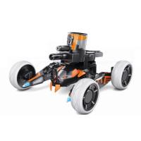 Р/У боевая машина Universe Chariot, лазер, пульки, оранжевая, Ni-Mh и З/У, 2.4G